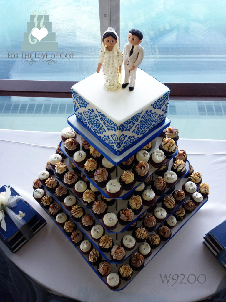 W9200-indian-wedding-cupcake-tower-toronto